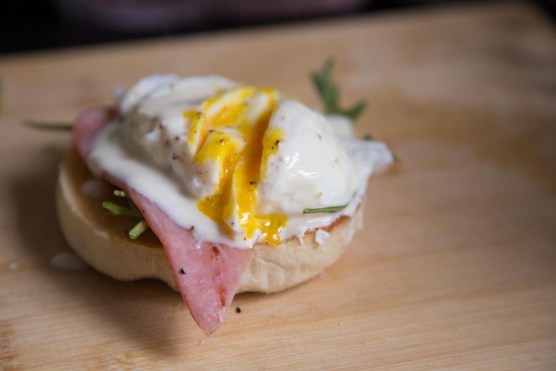 eggs benedict 51
