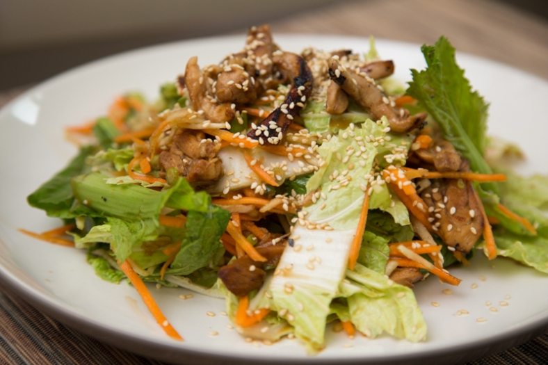 Oriental Chicken Salad-1696