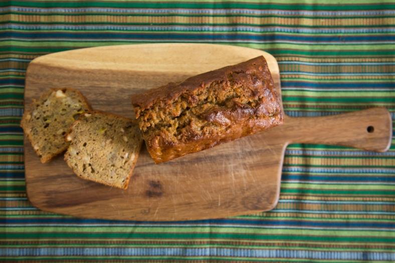 Lovely banana bread