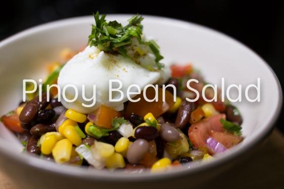 Pinoy Bean Salad